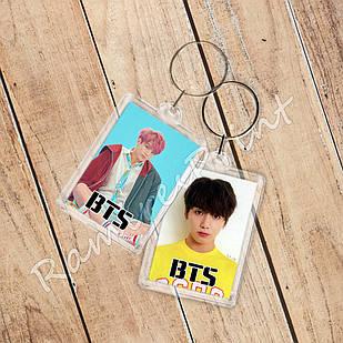 Брелок K-Pop BTS Jungkook 006