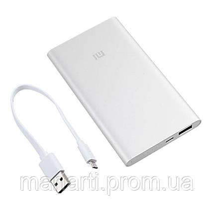 Павер банк Супер тонкий! Power Bank Xiaomi Mi Slim 10000 mAh, фото 2