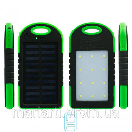 Solar Charger Power Bank A50 20000 mAh + 12 LED, фото 2