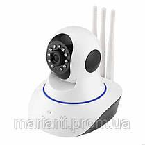Камера видеонаблюдения IP Q5 GK-100AXF11 3 антенны (hapsee), фото 2