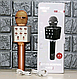 Беспроводной Караоке Микрофон Wster WS-1688 Колонка Блютуз Blueto, фото 7
