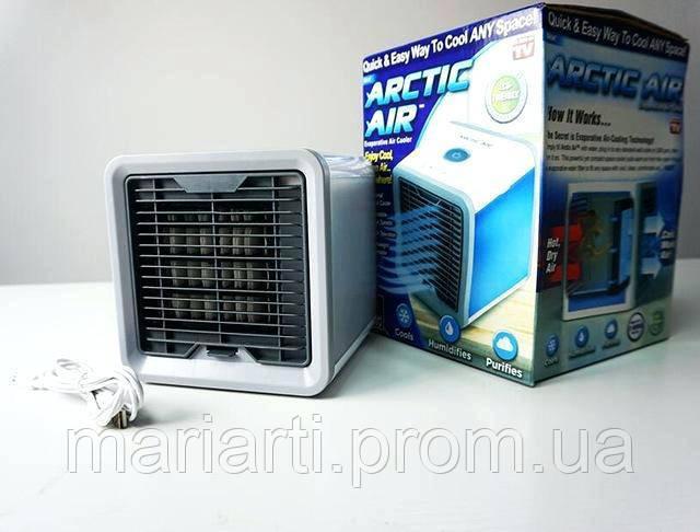 Мини Портативный кондиционер Arctic Air Cooler