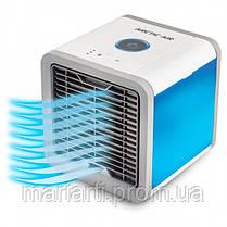 Мини Портативный кондиционер Arctic Air Cooler, фото 3