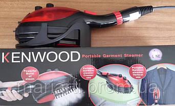 Ручной отпариватель паровой утюг щетка Kenwood Portable Steamer, фото 2