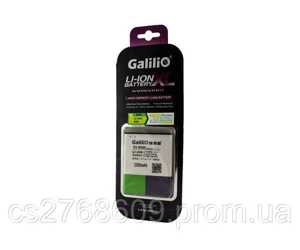 """Акумулятор Батарея """"Galilio"""" Samsung I9300, i9060 (2200 mAh)"""