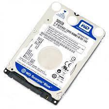 HDD 160 GB 2.5 Western Digital