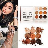 Тени для век Кайли Дженнер Kylie Jenner Kyshadow 9 цветов