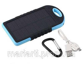 Solar Power bank 10000 mAh. SOLAR CHARGER, фото 3