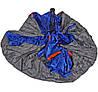 Палатка с автоматическим каркасом четырехместная синяя, фото 5