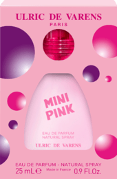Ulric de Varens Eau de Parfum Mini Pink Парфумована вода 25 мл