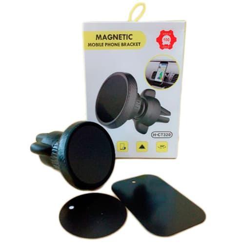 Держатель для смартфона в дефлектор MAGNETIC H-CT320