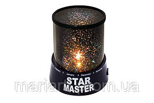 Ночник проектор звездного неба Star Master + USB шнур, фото 2