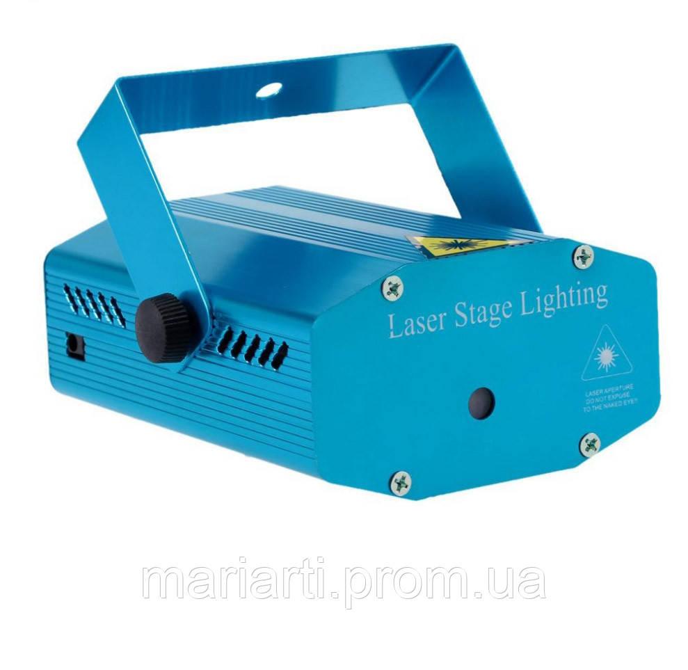Лазерный проектор Лазер RD-7194 (6 рис)