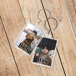 Брелок K-Pop BTS V 003