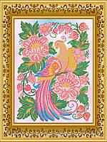 """Схема для вышивки бисером """"Чарівні птахи""""."""