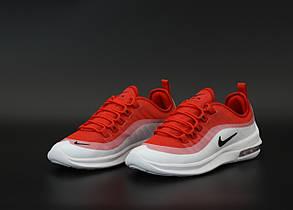 "Мужские Кроссовки Nike Air Max Axis ""University Red / Pure Platinum"" 45"