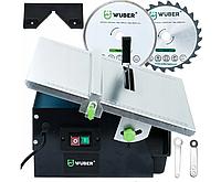 Плиткорез электрический водяной Wuber | диск + пила в комплекте, фото 1