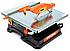Плиткоріз водяній Kraft & Dele KD549   1800 Вт   2 диска в комплекті, фото 5