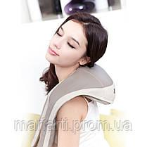 Cervical massage shawls Ударный массажер для плеч и шеи, фото 2