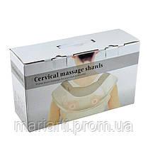 Cervical massage shawls Ударный массажер для плеч и шеи, фото 3
