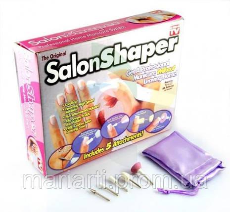 Аппарат для маникюра и педикюра Salon Shaper, фото 2
