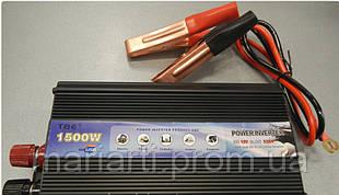 Преобразователь напряжения 12В (инвертор) 1500W