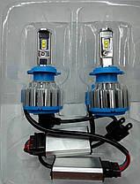 Автолампа LED H7 T1 Turbo LedSolution 3600LM, 6000K, 12V, фото 3