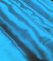 Атлас Стартекс Берлинская Бирюза (Ширина 150см), Цвет  №40, фото 2