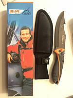 Нож для выживания с чехлом углеродистая сталь GERBER BEAR GRYLLS ULTIMATE