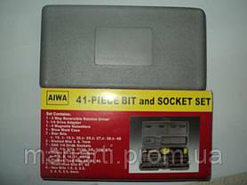 Набор инструмента AIWA 41-Piece Bit, фото 3