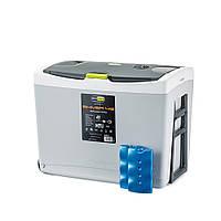 Автохолодильник Giostyle Shiver 40 12V + аккумуляторы холода