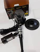 Лазерный проектор Новогодний уличный Star Shower RD-7188 (12 рис)