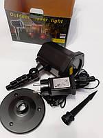Лазерный проектор Новогодний уличный Star Shower RD-7187 (6 рис)