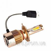 Светодиодная Лампа Led C6 H4, фото 3