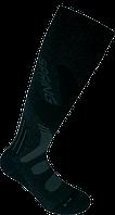 Горнолыжные носки Spring Темно-серый 921-N dark grey-grey L42-45, КОД: 1495451