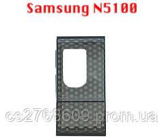Чехол чохол Silicon Case Samsung N5100 + плівка чорний