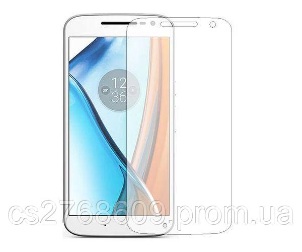 Защитное стекло захисне скло Motorola Moto G4 0.26mm (тех.пак)