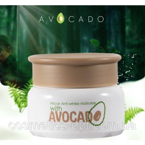Крем з авокадо для оксамитової шкіри Laikou, 35 g