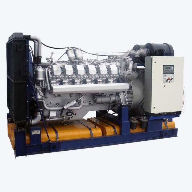 Дизельная генераторная установка ТДГА-315БГ