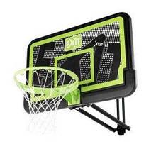 Баскетбольный щитGalaxy Exit настенный регулируемый чёрный