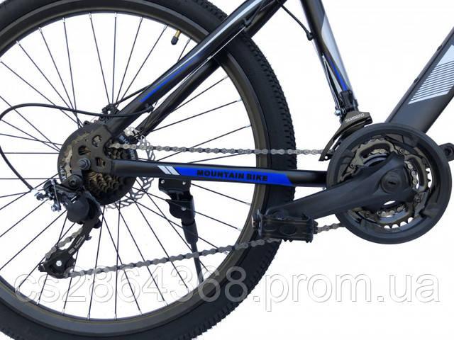 """Велосипед Unicorn Spider 17""""/26"""" Blue"""