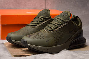 Кроссовки мужские 15306, Nike Air 270, хаки, < 44 > р. 44-28,0см.