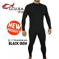 Термобелье спортивное RADICAL Black Iron, фото 1