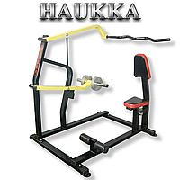 Тренажер силовой Хаммер французский жим Haukka K238