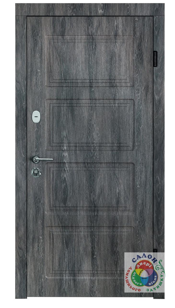 Вхідні двері для квартири, Portala Дублін, серія Концепт