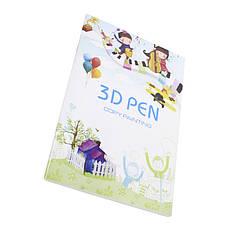 Трафарет для 3D малювання Kaiyiyuan 40 моделей