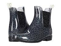 Ботинки/Сапоги (Оригинал) SKECHERS Puddler - Wild Gal Leopard Charcoal, фото 1