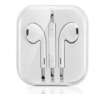Вставні Навушники HOCO M1 (гарнітура) white+mic