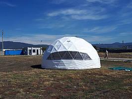 Сферическая конструкция, геодезические купола
