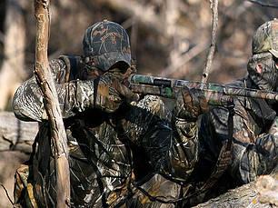 Одежда камуфляжная для рыбалки и охоты
